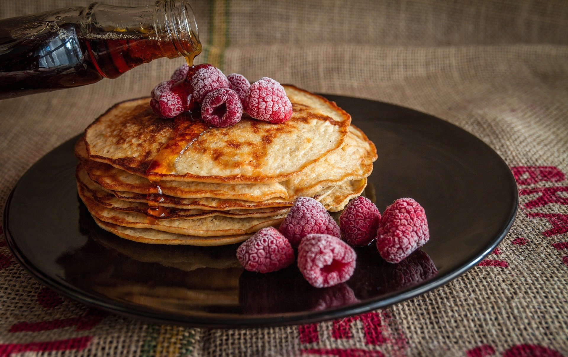 Me Berry Pancakes: Some type of berry pancakes are one of my go-to breakfasts. I have Me Berry Pancakes at least once a week. I love them because I can enjoy the luscious pancake goodness while knowing I'm eating healthy and staying on my chosen diet plan.