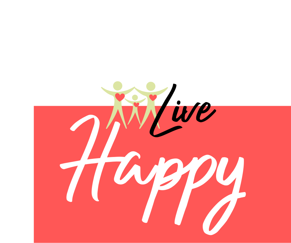 Live Happy with Three Stick People
