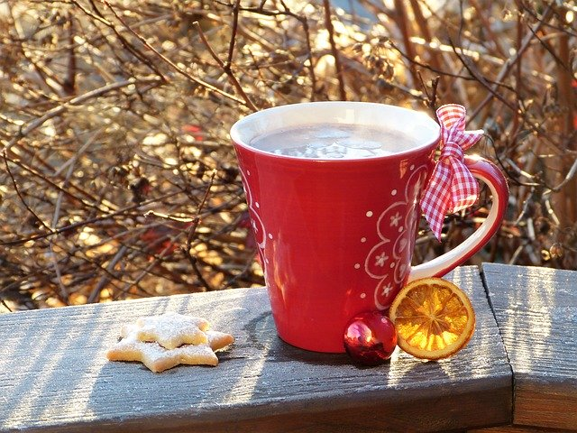 """Who needs boring hot chocolate when you can have Spicy """"Hot"""" Chocolate? Choc full of healthy ingredients, low calorie, yummy and will warm your tummy!"""
