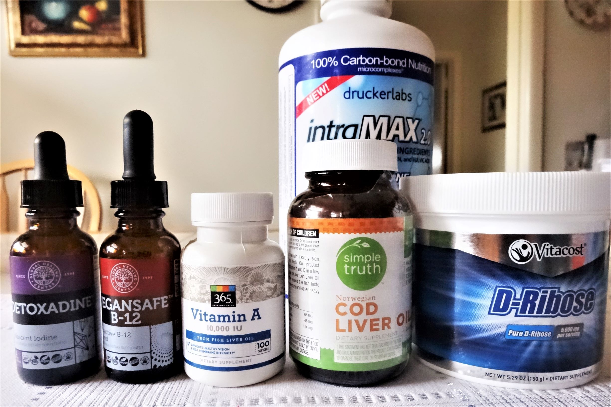 My 7 reasons to supplement daily use supplements