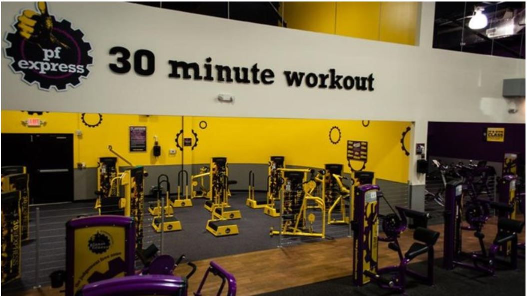 Planet Fitness 30 Minute Workout