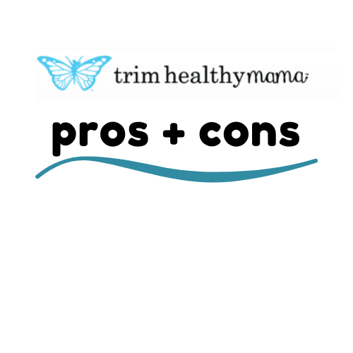My Trim Healthy Mama Pros and Cons