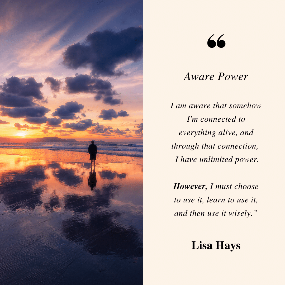 Aware Power: A Roadmap to Self  Empowerment & Happiness