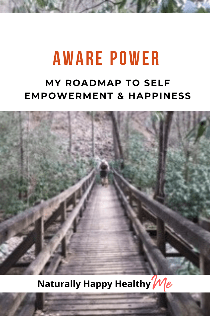 Aware Power: My Roadmap to Self Empowerment and Happiness