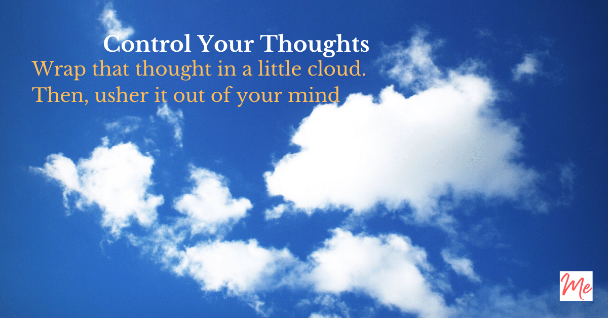 Control your thoughts