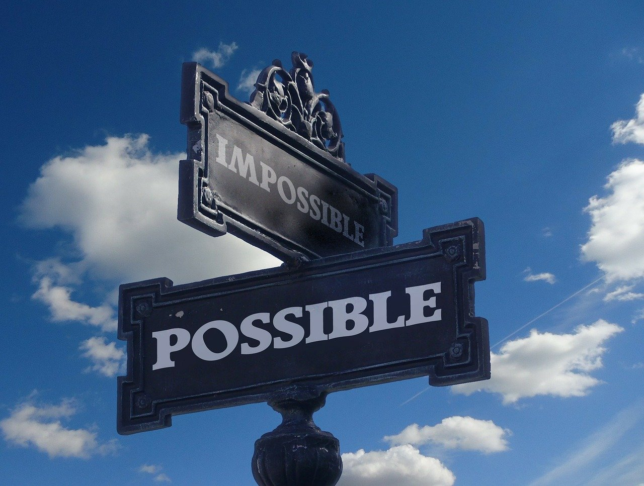 Impossible and Possible Street Signs