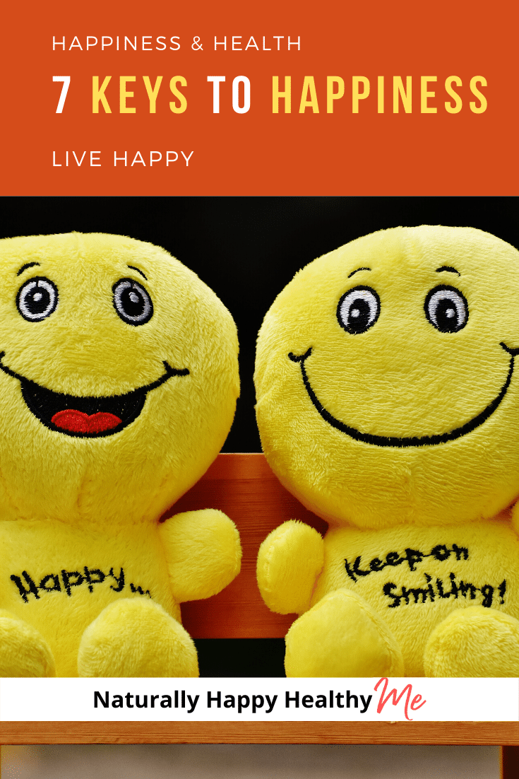 Happiness is real and can be constant and lifelong. It's not a person, place or thing. Happiness is a mental state that you can attain and maintain using these seven keys to happiness.