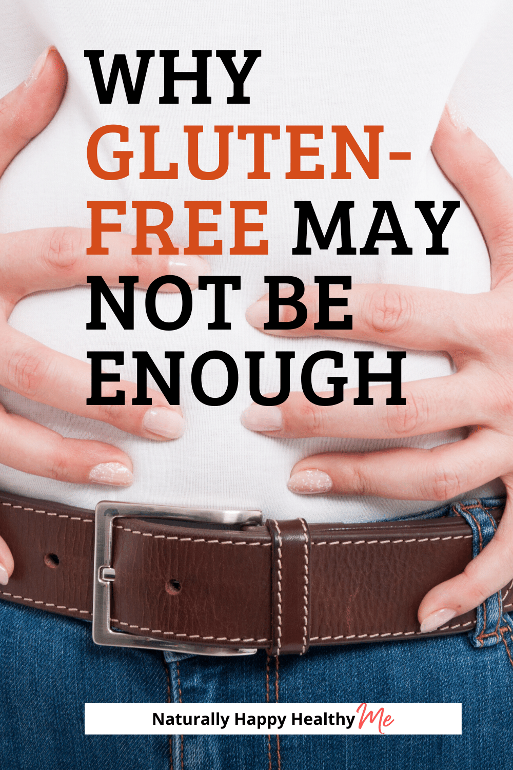 You may have a problem with more than just gluten. Gluten-free items still may contain wheat. Gluten / Wheat intolerance is becoming an accepted reality. Giving up wheat sucks, but maybe you don't need to.
